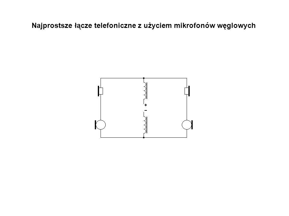 Schemat uzyskiwania sygnałów DTMF w aparacie telefonicznym