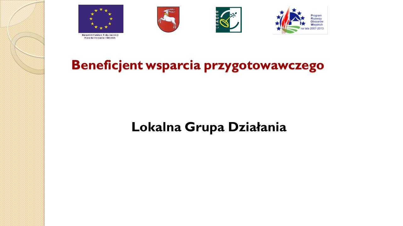 Warunki uzyskania wsparcia Przedstawienie opisu obszaru planowanego do objęcia LSR Przedstawienie planu włączenia społeczności lokalnej w przygotowanie LSR, wraz z harmonogramem jego realizacji