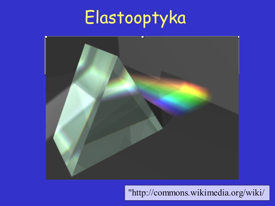 Elastooptyka http://commons.wikimedia.org/wiki/File:Light_dispersion_conceptual_waves.gif