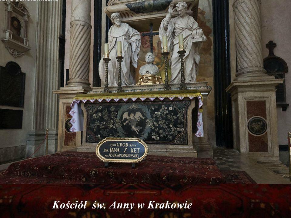 Ostatnia godzina… Kościół św. Anny w Krakowie