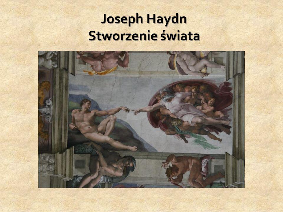 Joseph Haydn Stworzenie świata