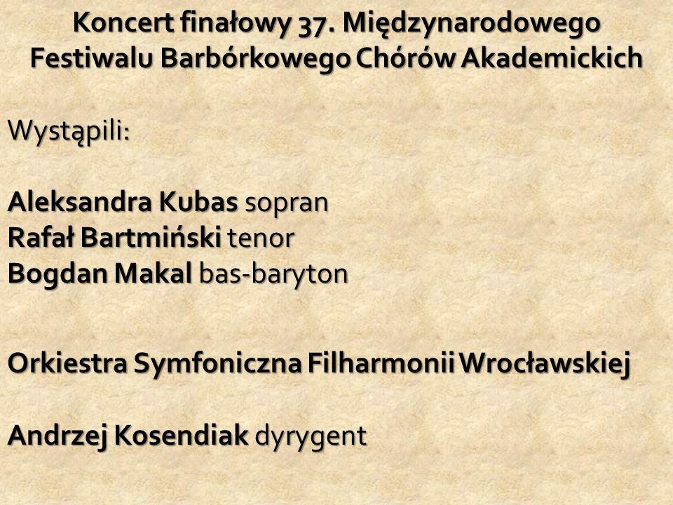 Koncert finałowy 37.