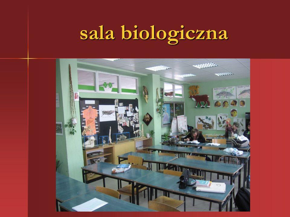 sala biologiczna