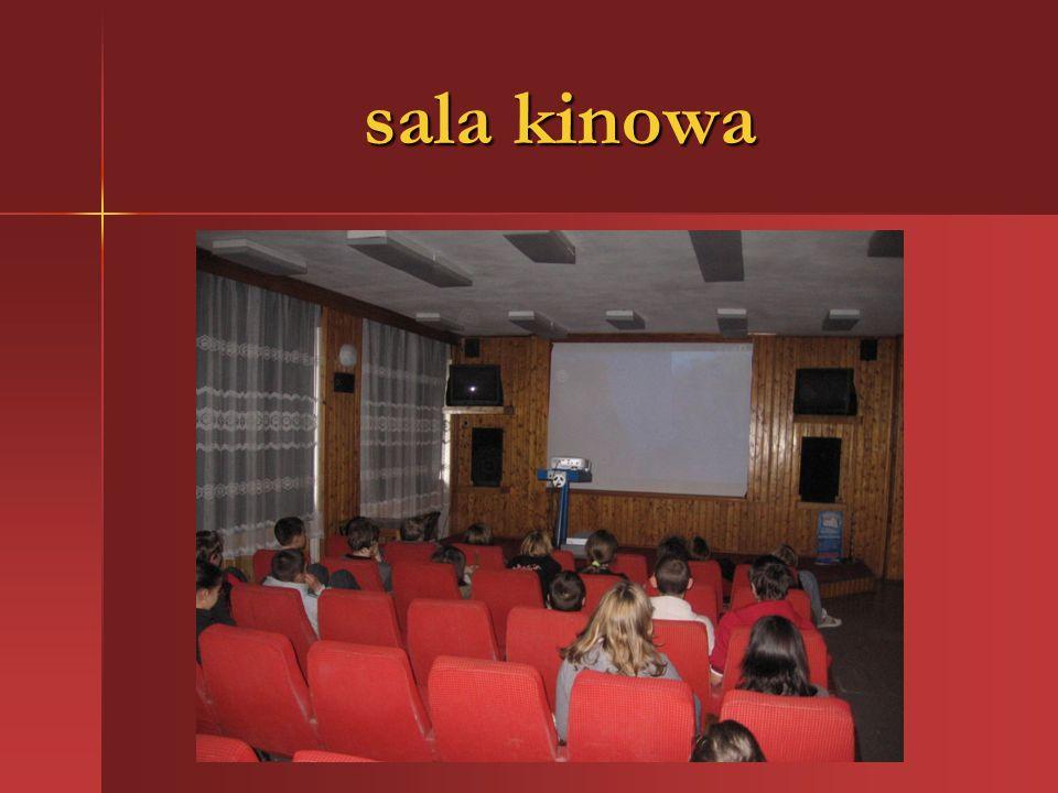 sala kinowa