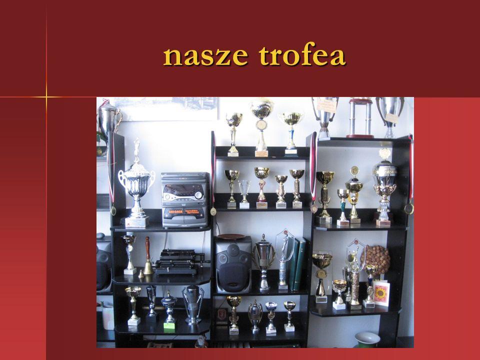 nasze trofea