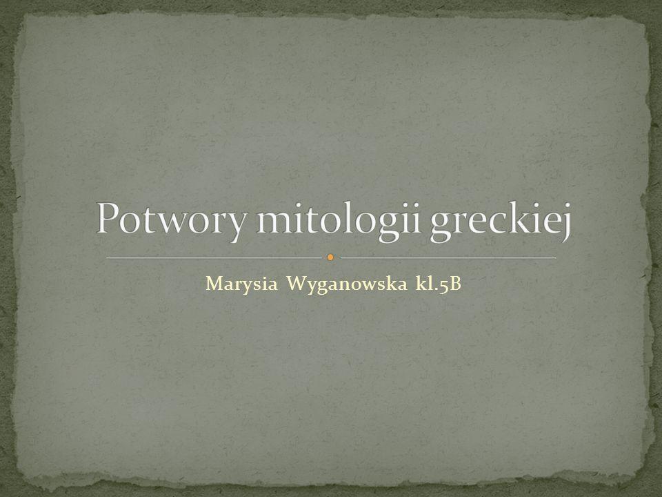 Był to największy i najstraszliwszy potwór w mitologii greckiej, bóg huraganu, najmłodszy syn Gai i Tartara.