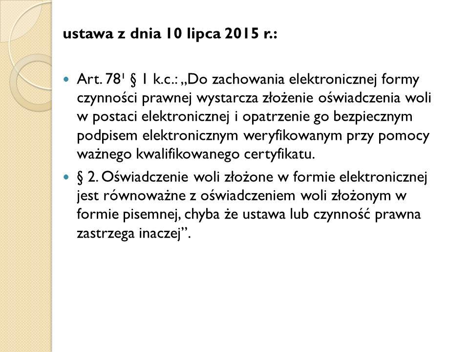 ustawa z dnia 10 lipca 2015 r.: Art.