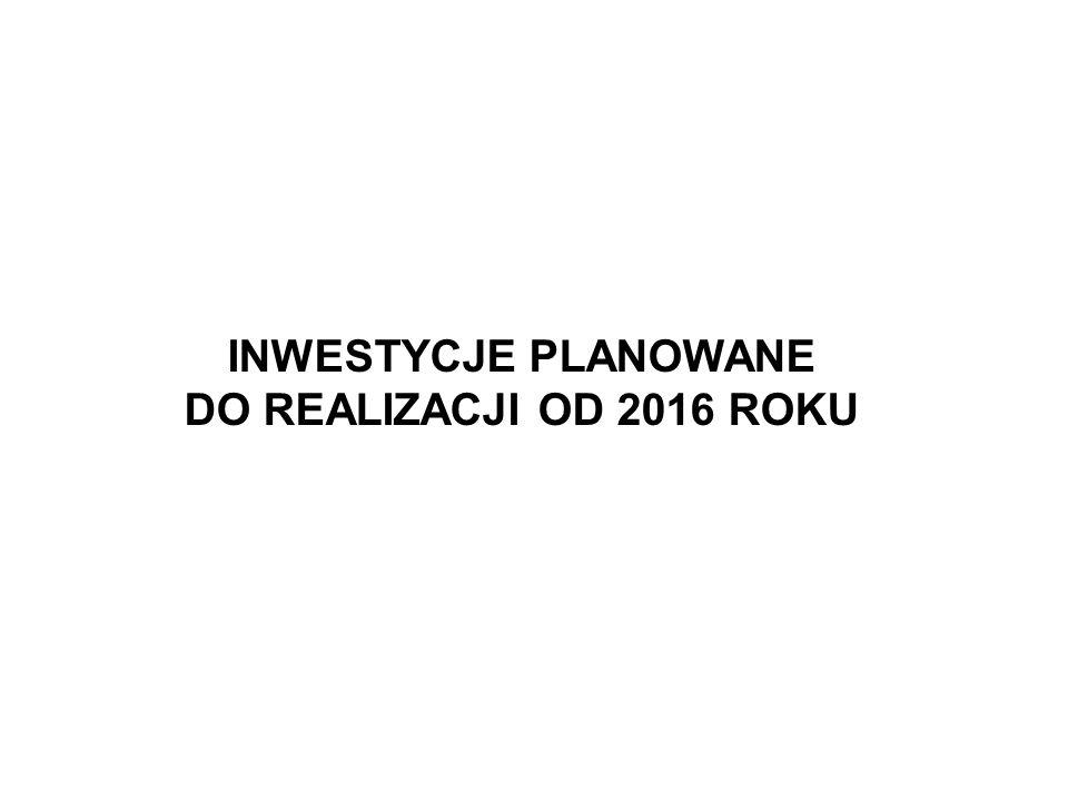 Budowa nowego domu pomocy społecznej (koszt: 35 mln, lata: 2016-18) Standaryzacja placówek opiekuńczo-wychowawczych (koszt: 17,5 mln zł, lata: 2016-20) Budowa zespołu szkolno-przedszkolnego na północy Poznania (koszt: 30 mln zł, lata: 2016-18) Rozbudowa Zespołu Szkół Szczepankowo (koszt: 6 mln zł, lata: 2016-17) Budowa przedszkola na Strzeszynie (koszt: 8 mln, lata: 2016-17) Modernizacja budynku przy ul.