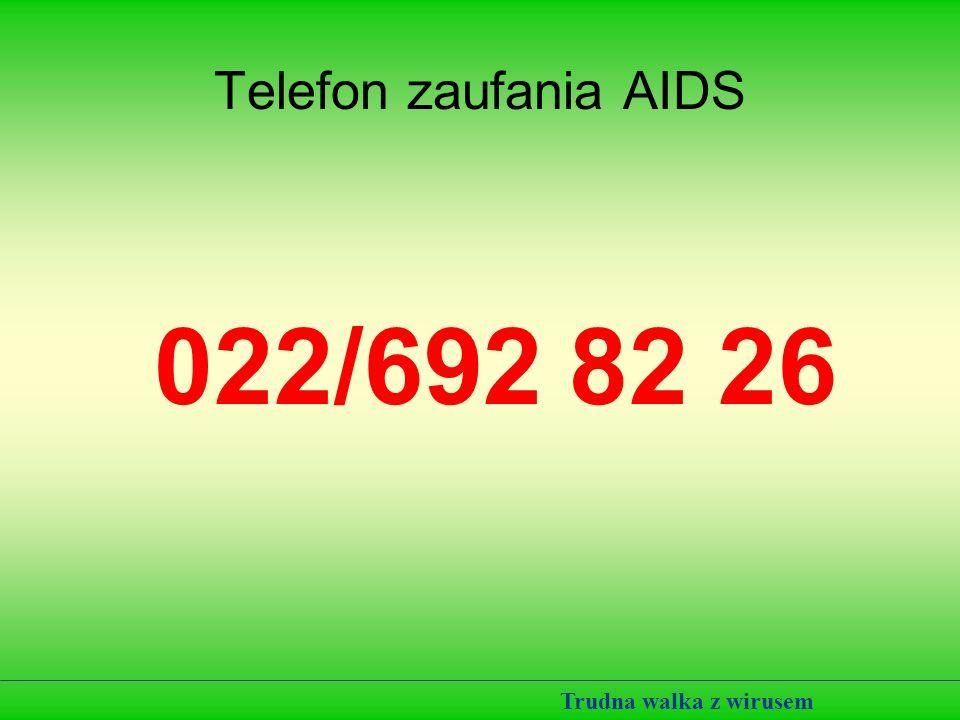 Światowy dzień AIDS Światowy Dzień AIDS obchodzony jest co roku 1 grudnia. Uroczyste obchody niosą przesłanie współczucia, nadziei, solidarności z lud