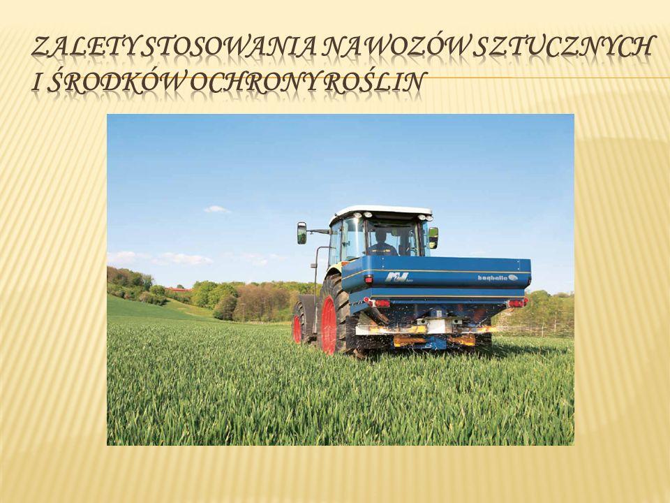 Nawozy sztuczne to substancje chemiczne wykorzystywane do wzbogacania gleby w makroelementy, takie jak azot, fosfor, potas, wapń, magnez i siarkę, a także mikroelementy takie jak bor, chlor, miedź, żelazo, mangan, molibden, cynk, czy nikiel, które są niezbędne do życia roślin.