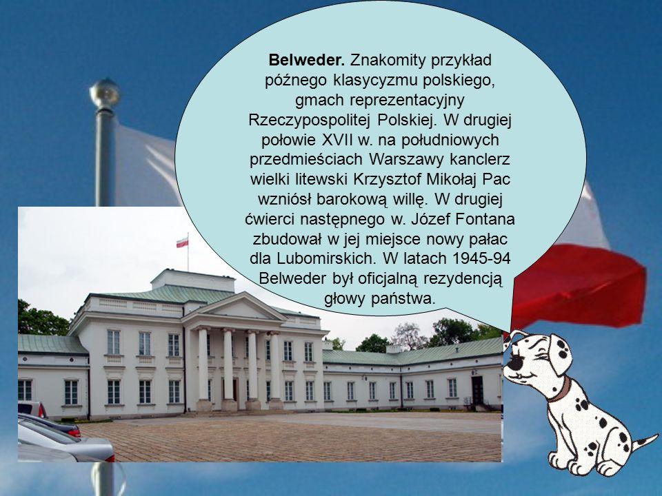Belweder.