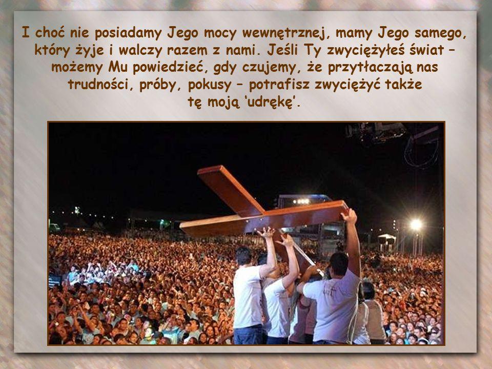 Słowo Jezusa, którym będziemy żyli przez cały miesiąc, potrafi napełnić nas ufnością i nadzieją. Choćby nie wiem jak okrutne i trudne były sytuacje, w
