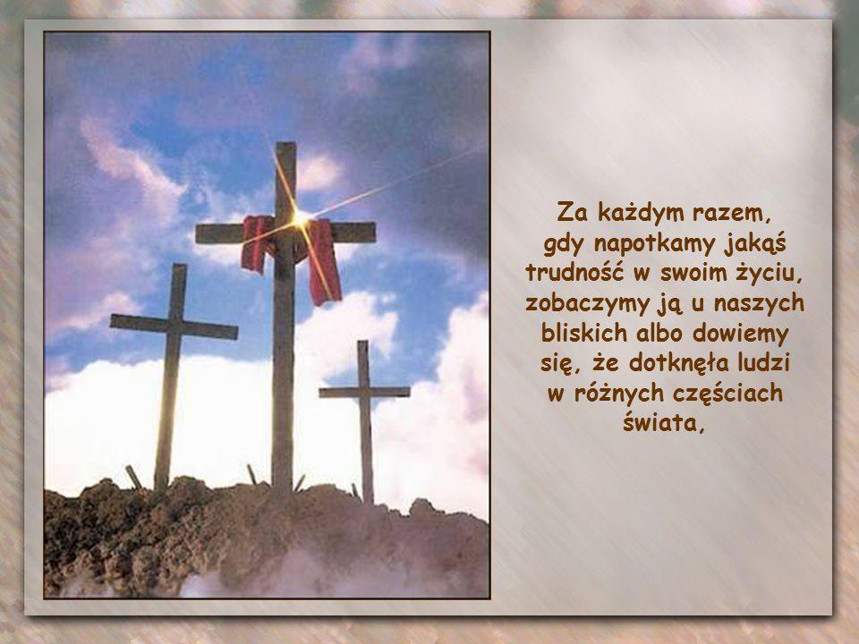 A przecież nadzieja na niebo i wiara w zmartwychwstanie są potężnym impulsem, by stawić czoło wszelkim przeciwnościom, do podtrzymania innych w próbac