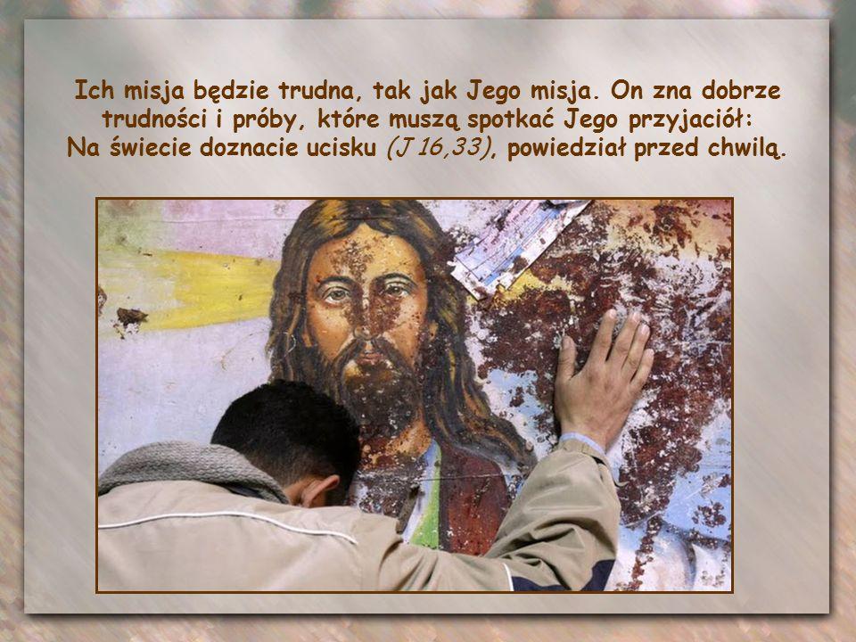 Oni również, tak jak On, będą nienawidzeni, prześladowani, nawet wydawani na śmierć. (por. J 15, 18.20; 16, 2). Mons. Oscar Arnulfo Romero, Arcybiskup