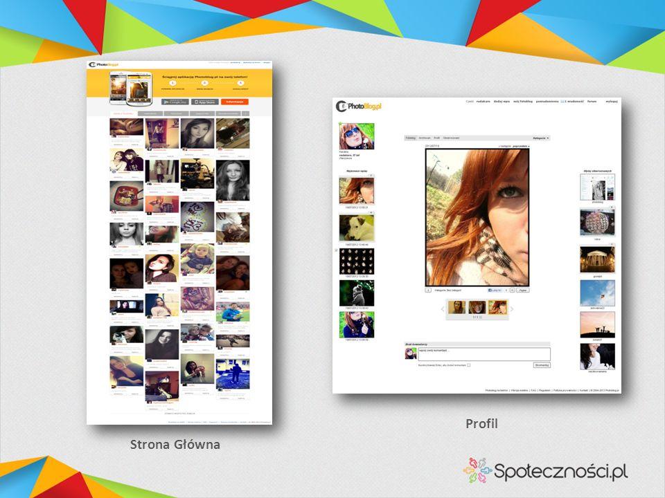 Profil Strona Główna