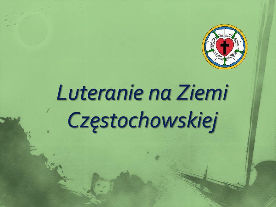 Parafia Ewangelicko- Augsburska w Częstochowie jest parafią diasporalną.