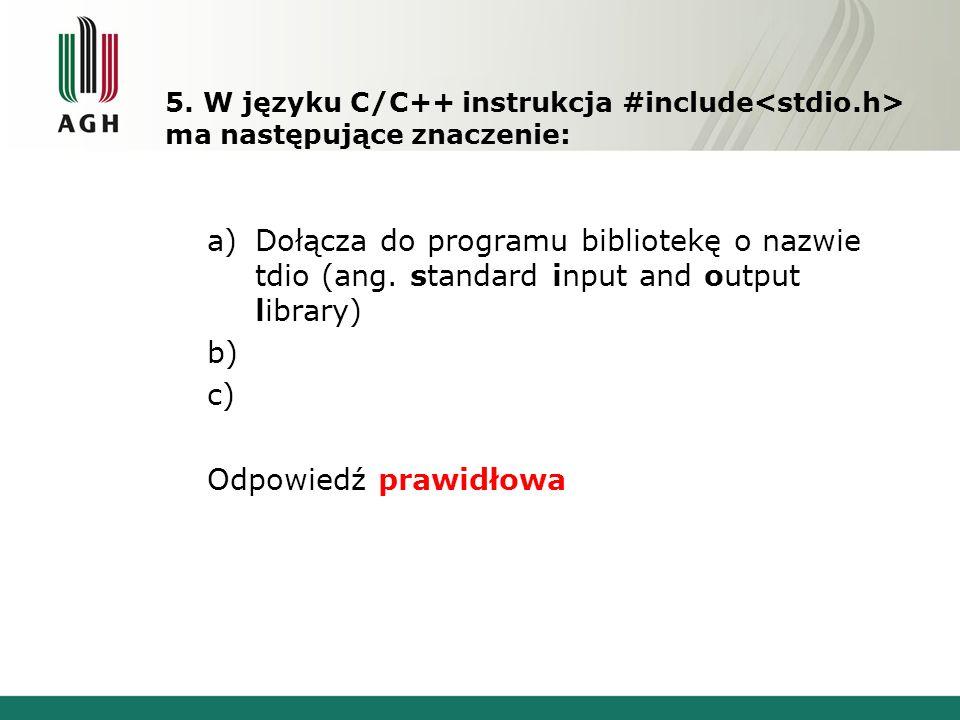 16.Jaka jest różnica w zapisie fnc->imie i fnc.imie.