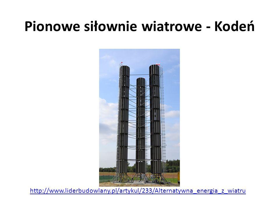 Pionowe siłownie wiatrowe - Kodeń http://www.liderbudowlany.pl/artykul/233/Alternatywna_energia_z_wiatru