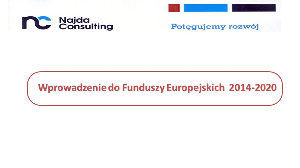 Dziękuję za uwagę Andrzej Najda Najda Consulting Ul.