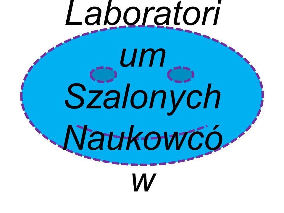 Laboratori um Szalonych Naukowcó w
