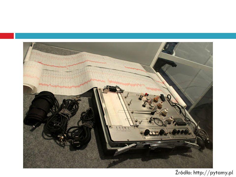 Dzisiejsze modele Źródło: http://pkbw.pl/jak-dziala-wariograf/
