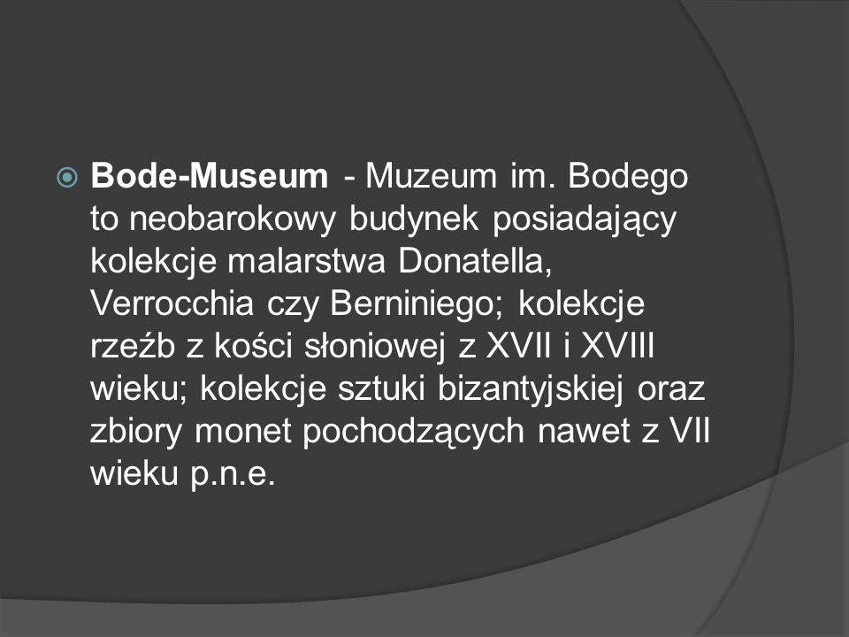  Bode-Museum - Muzeum im.