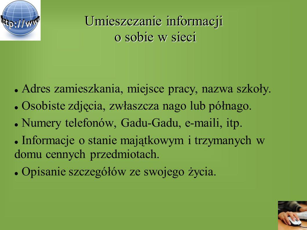 Strony internetowe Ogólnopolskiej Koalicji na rzecz Bezpieczeństwa Dzieci w Internecie www.dbi.pl - serwis poświęcony obchodom Dnia Bezpiecznego Internetu, którego ideą jest propagowanie działań na rzecz bezpiecznego korzystania dzieci i młodzieży z Internetu.