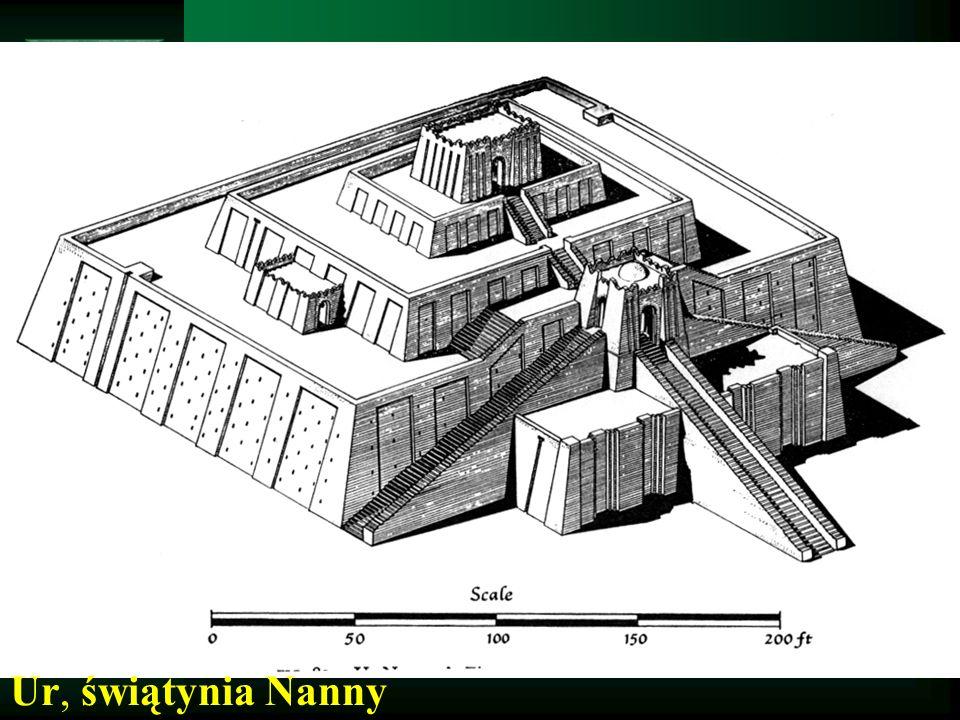 Ur, świątynia Nanny