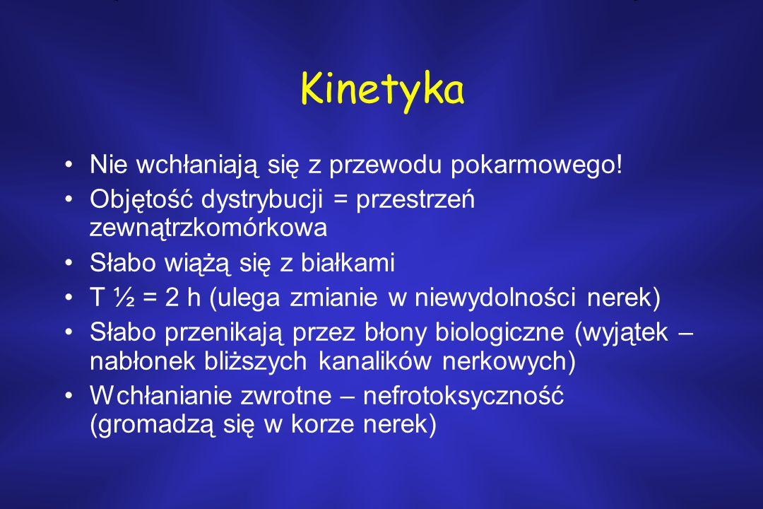 Erytromycyna Paciorkowce z gr.