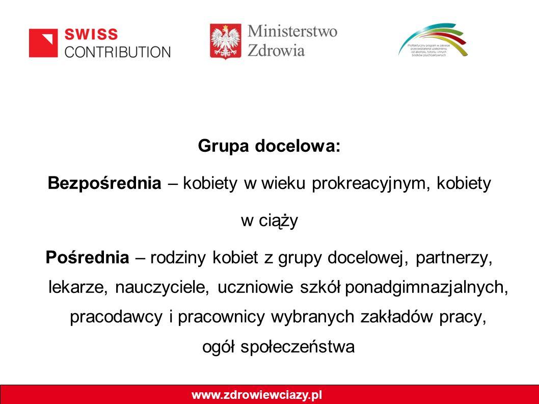 Czas realizacji Projektu na terenie całej Polski: 1 lipca 2012 r.
