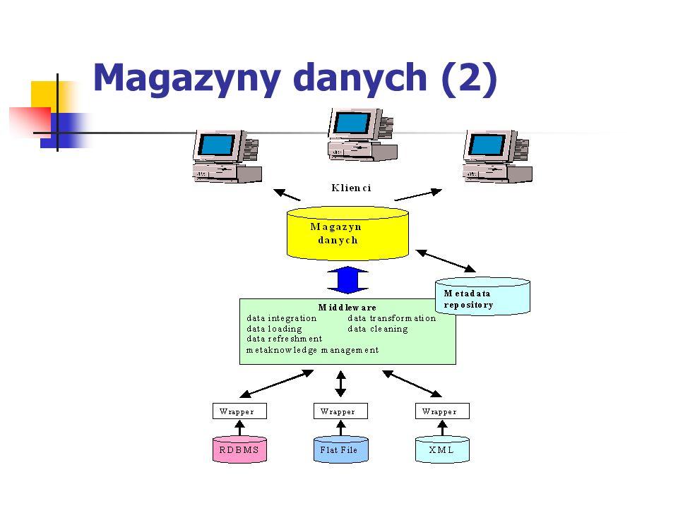 Magazyny danych (2)