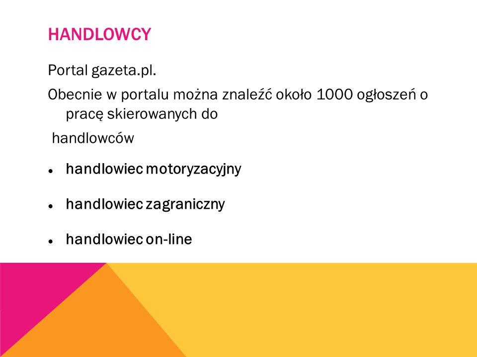 HANDLOWCY Portal gazeta.pl.