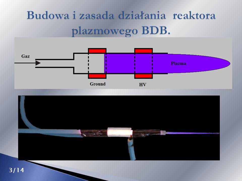 14/14 - dr hab.inż. Joanna Pawłat, - dr inż. Paweł Mazurek, -Mgr inż.