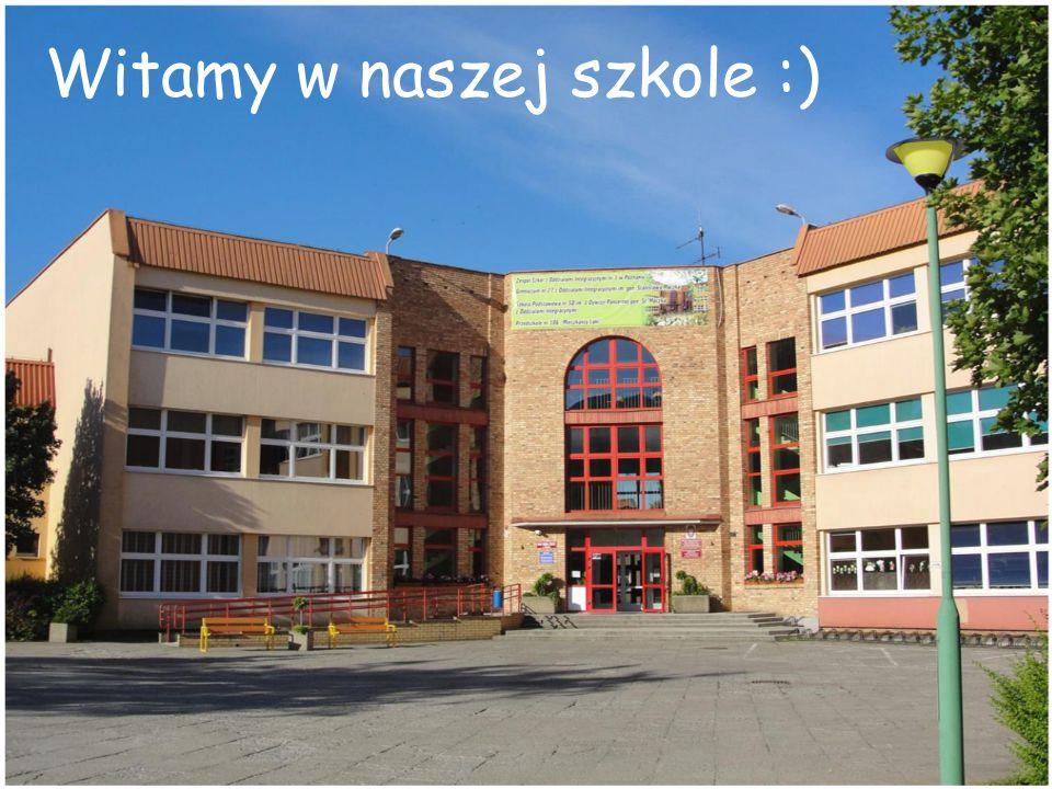 Witamy w naszej szkole :)
