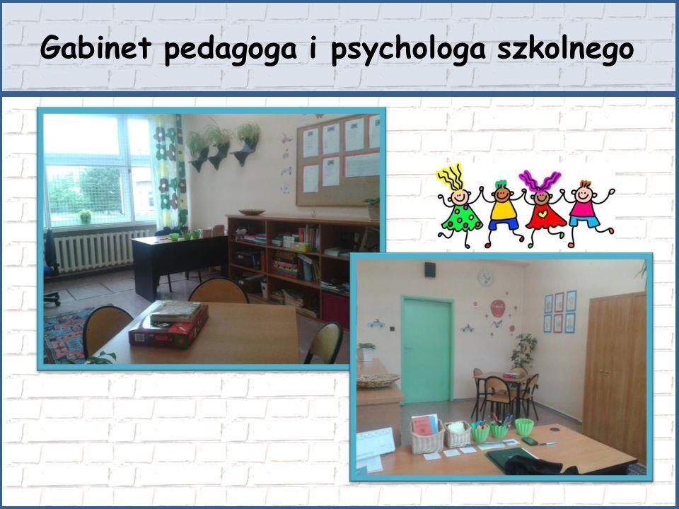 Gabinet pedagoga i psychologa szkolnego