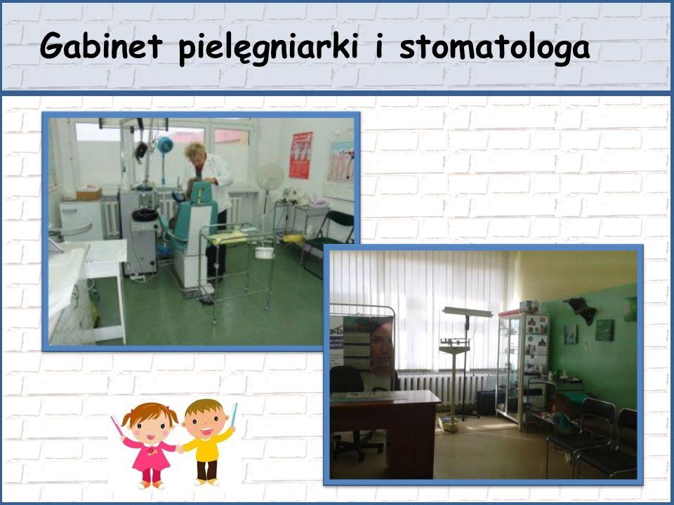 Gabinet pielęgniarki i stomatologa