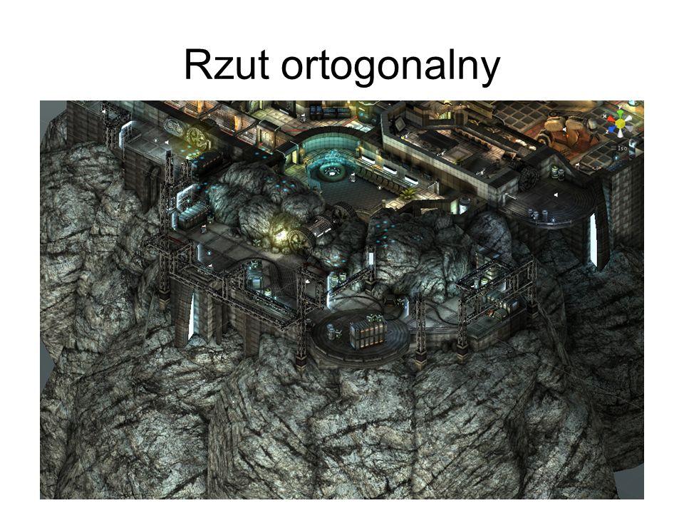 Rzut ortogonalny