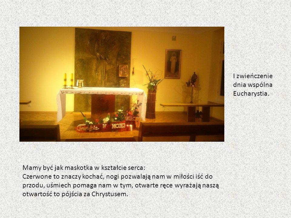 I zwieńczenie dnia wspólna Eucharystia.