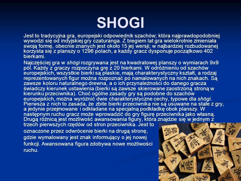 SHOGI.
