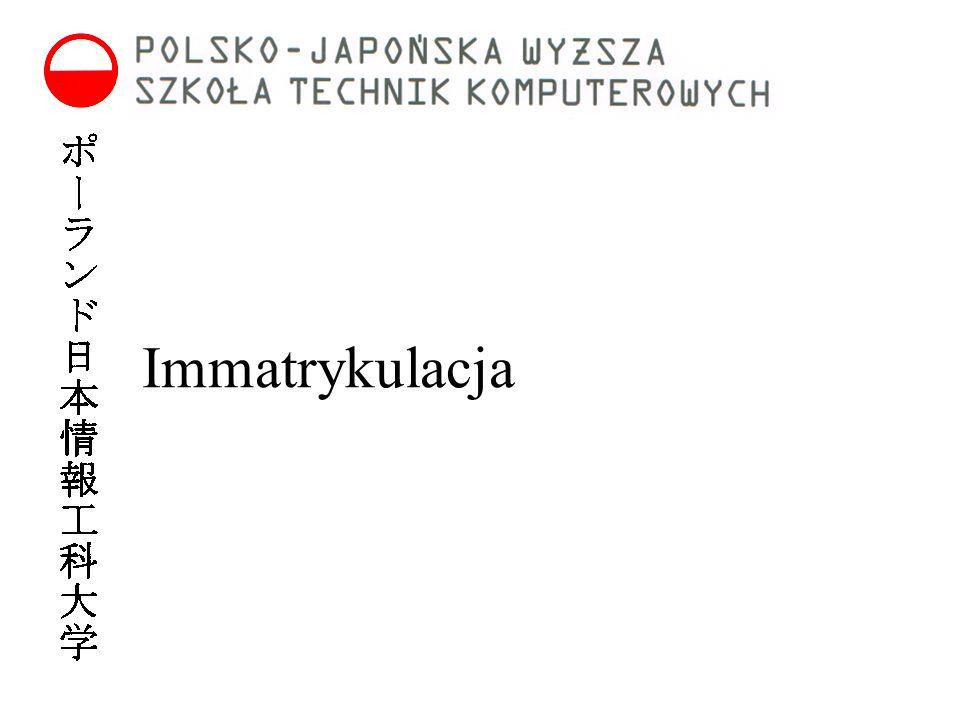 Immatrykulacja