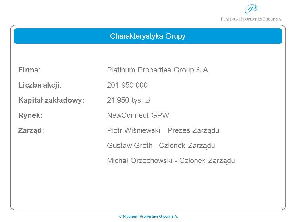 © Platinum Properties Group S.A.