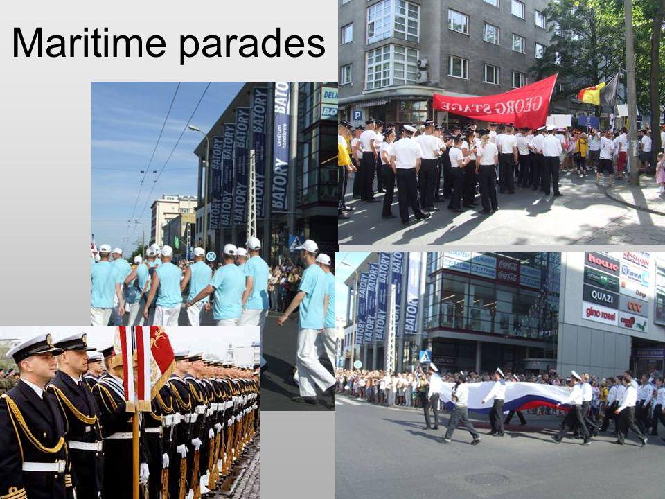 Maritime parades