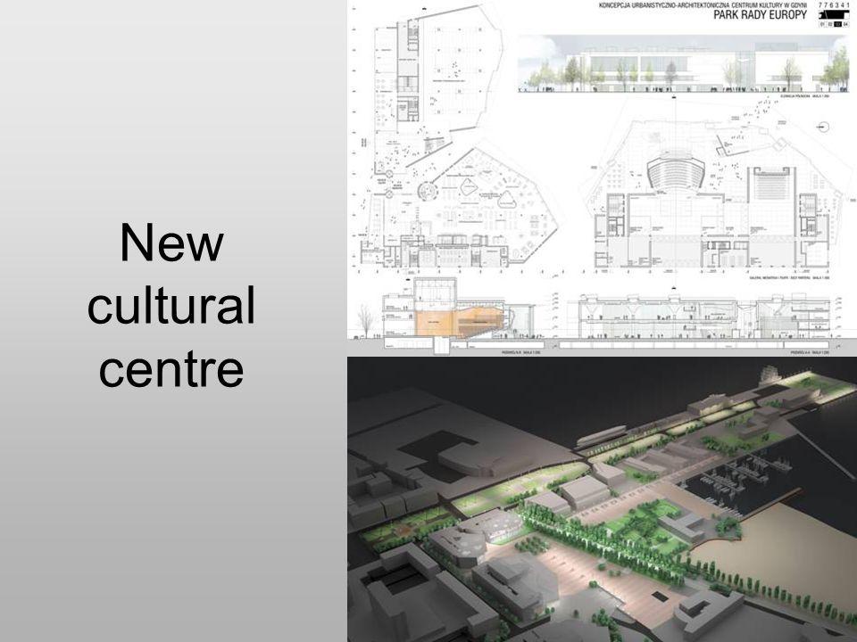 New cultural centre