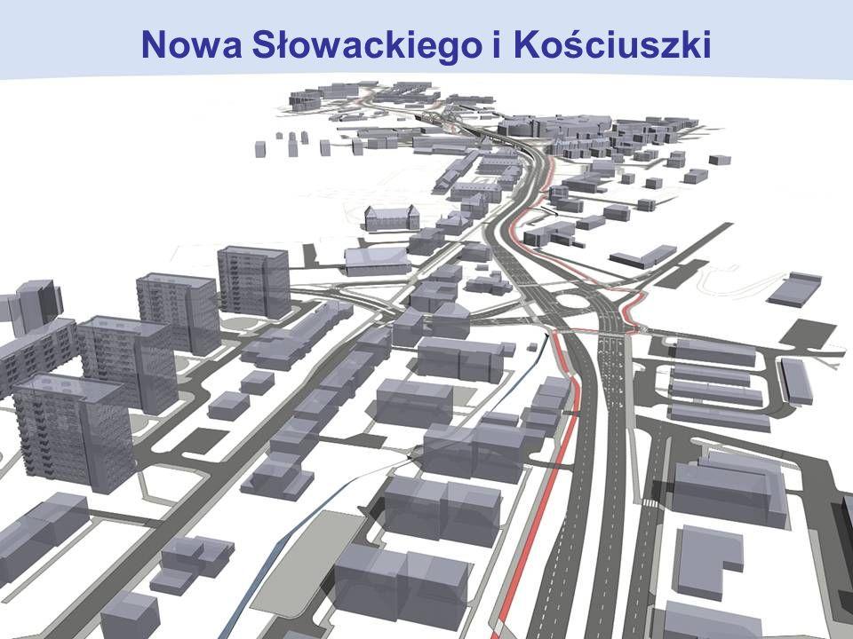 Nowa Słowackiego i Kościuszki