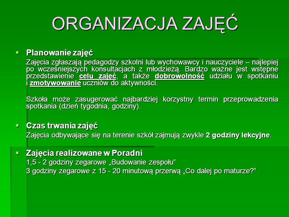 GODZINY PRACY PORADNI Poradnia Psychologiczno-Pedagogiczna dla Młodzieży w Łodzi czynna jest:  poniedziałek – czwartek: 8.00 - 19.00  piątek: 8.00 - 18.00  bez skierowania  bezpłatnie Zapraszamy do skorzystania z oferty!