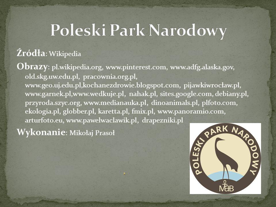 Na terenie parku obecnych jest 48 gatunków ssaków, a najliczniejszą grupę stanowią gryzonie.