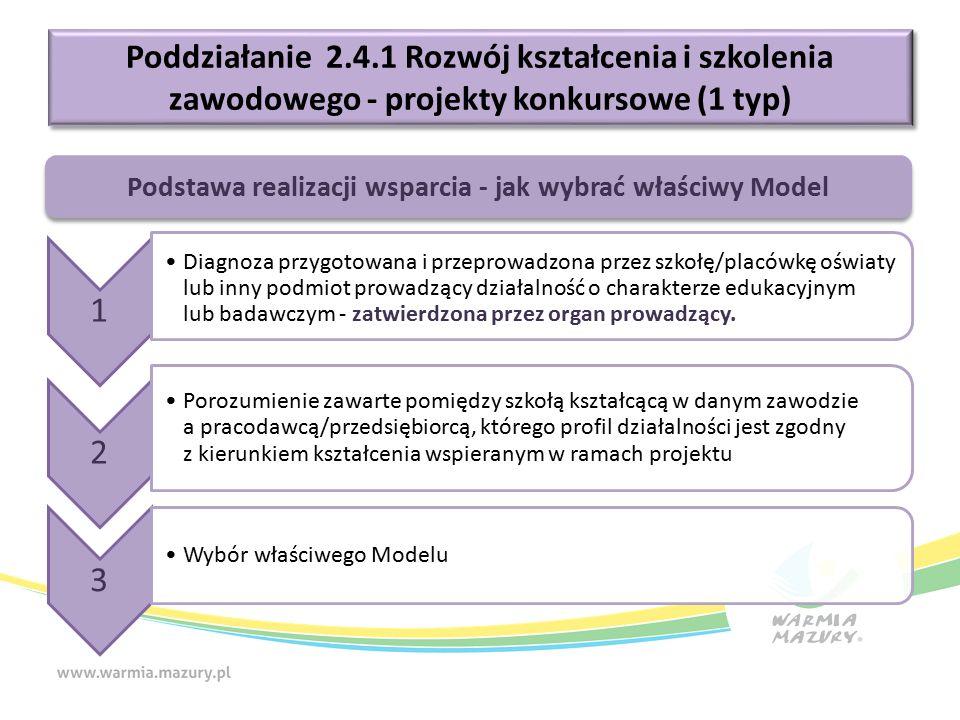 1 Diagnoza przygotowana i przeprowadzona przez szkołę/placówkę oświaty lub inny podmiot prowadzący działalność o charakterze edukacyjnym lub badawczym