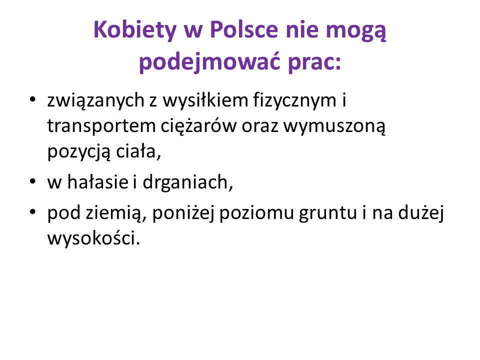 Czy Polacy czują się dyskryminowani?