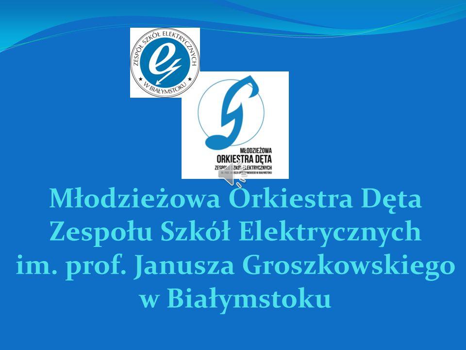 Młodzieżowa Orkiestra Dęta Zespołu Szkół Elektrycznych im.