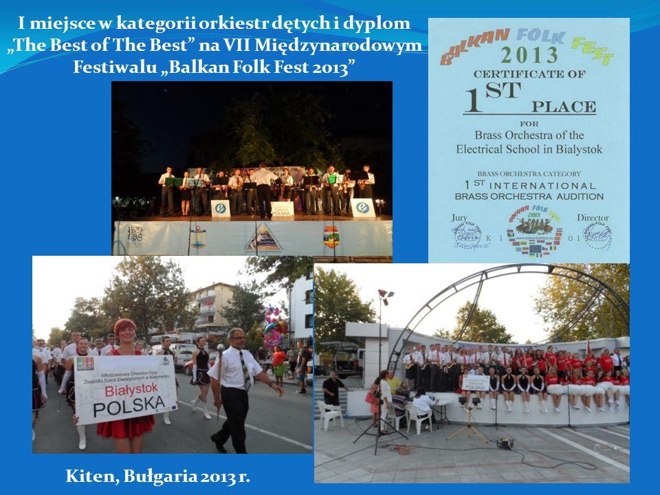 Kiten, Bułgaria 2013 r.